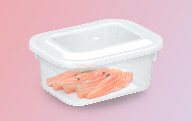 Como potes plásticos ajudam na hora de preparar e armazenar alimentos?