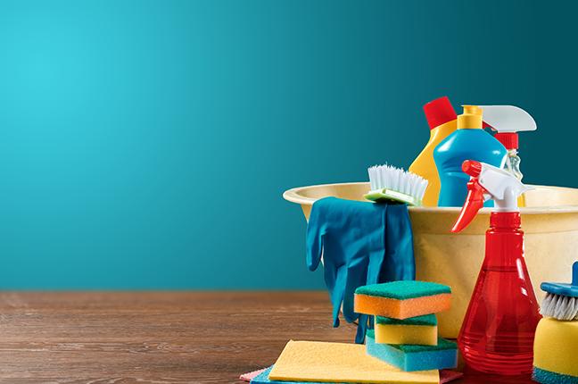 Otimize a limpeza da casa