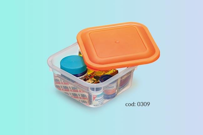 Organizando pequenos itens do banheiro