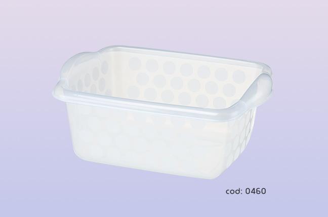Pote Plástico 460