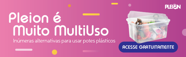 Potes, Bacias e Caixas Plásticas MultiUso